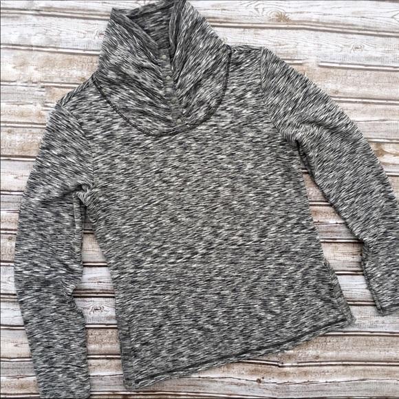 Athleta Sweaters - Athleta High Neck Pullover